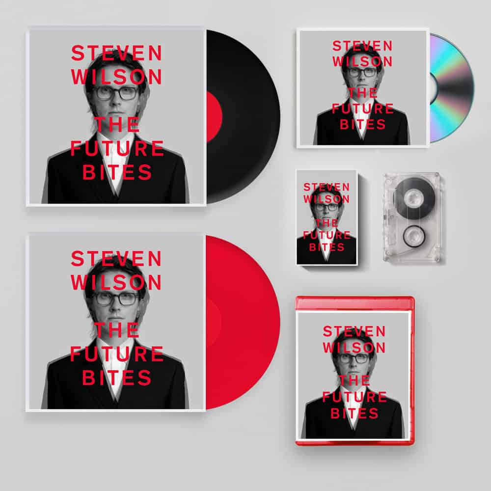 Buy Online Steven Wilson - Steven Wilson x The Future Bites™ Deluxe Album Bundle