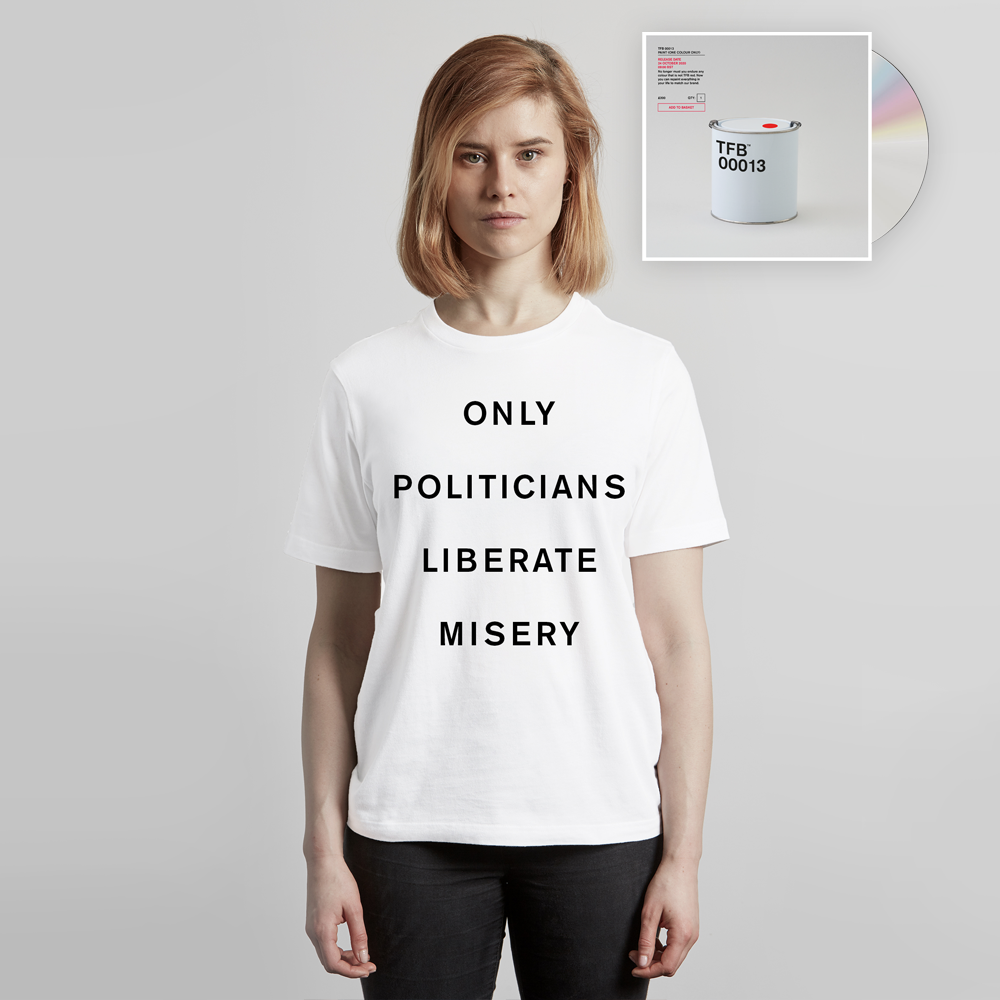 Buy Online Steven Wilson - Eminent Sleaze CD Single + White T-Shirt