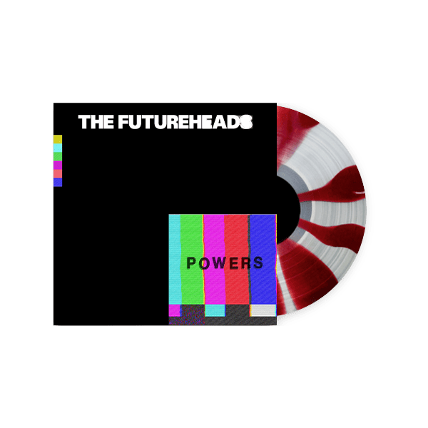Buy Online The Futureheads - Powers Coloured