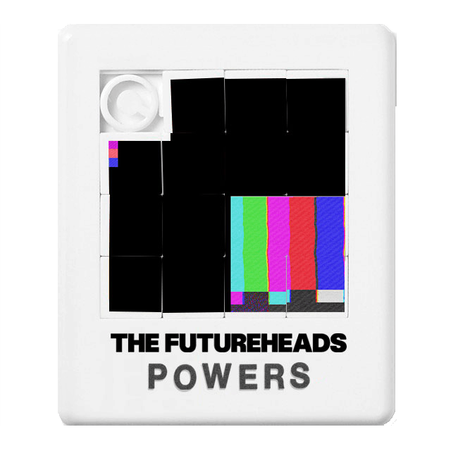 Buy Online The Futureheads - Powers - Finger Puzzle