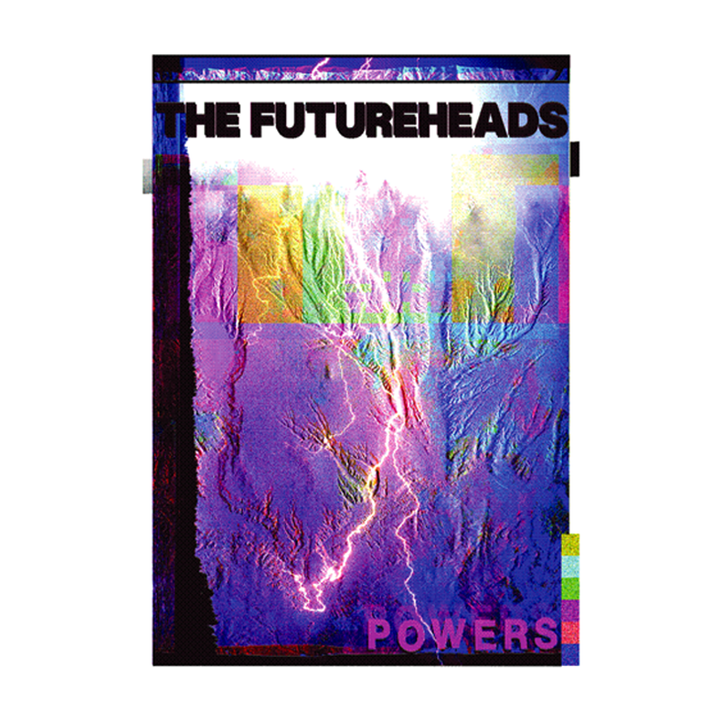 Buy Online The Futureheads - Powers - Screen Printed Artwork