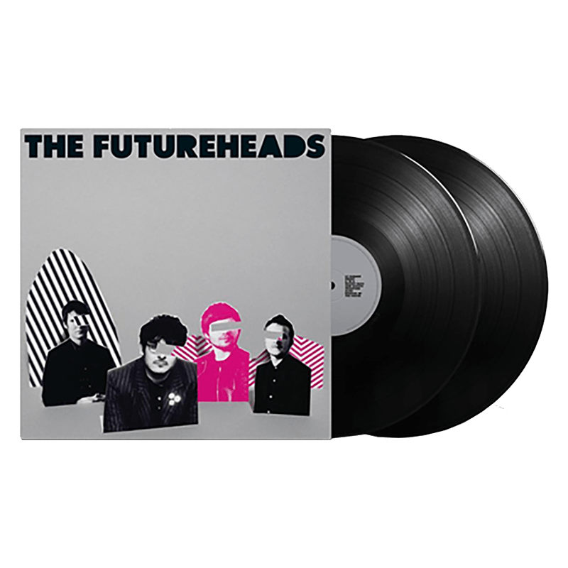 The Futureheads Double Vinyl (Limited Edition) Double LP