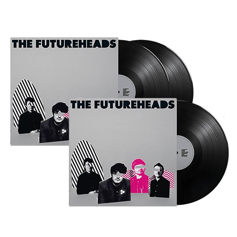 Buy Online The Futureheads - The Futureheads Vinyl + Double Vinyl (Limited Edition)