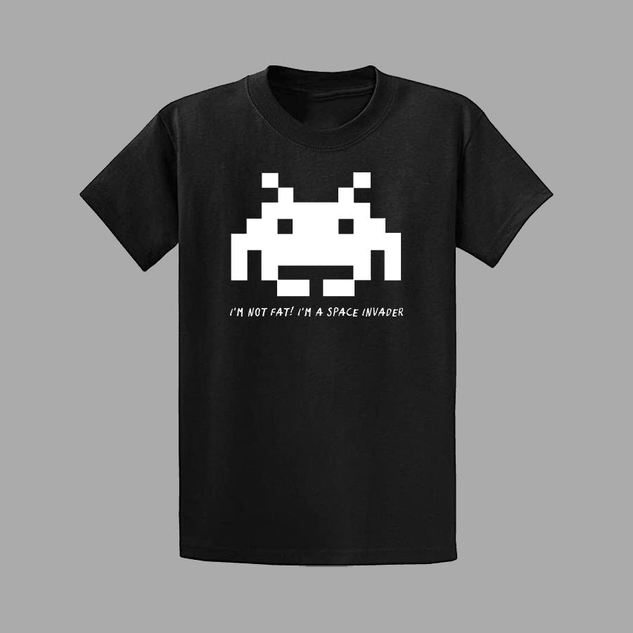 Buy Online The Gig Cartel - Space Invader T-Shirt
