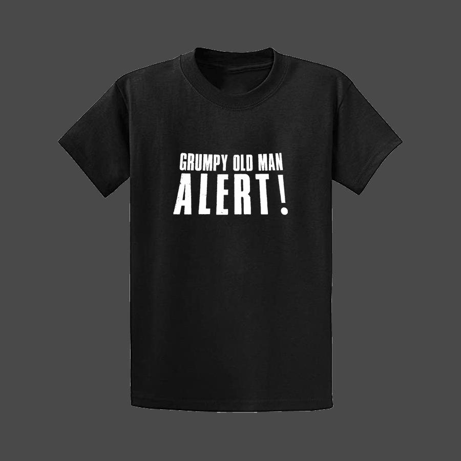 Buy Online The Gig Cartel - Grumpy Old Man T-Shirt