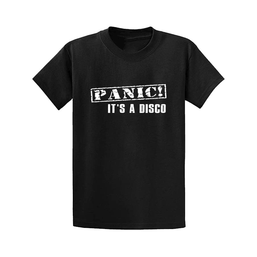 Buy Online The Gig Cartel - Panic ! Its a Disco T-Shirt
