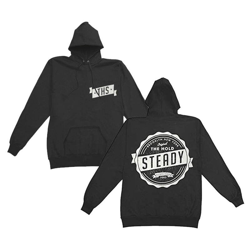 Buy Online The Hold Steady - Teeth Dreams Hoodie