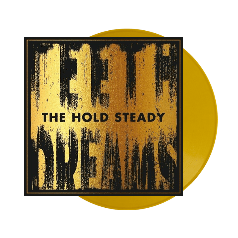 Teeth Dreams Gold Double LP