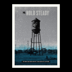 Buy Online The Hold Steady - Stay Positive Poster