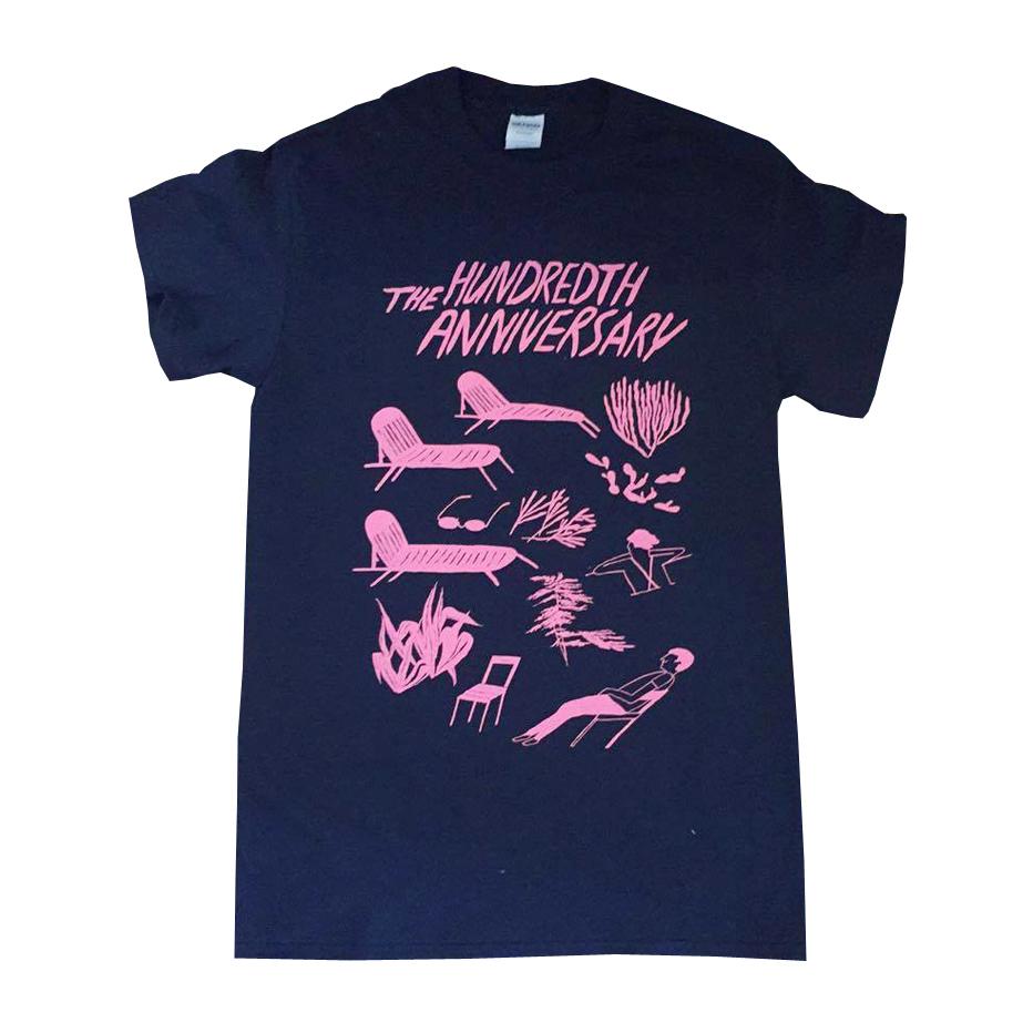 Buy Online The Hundredth Anniversary - Blue T-Shirt