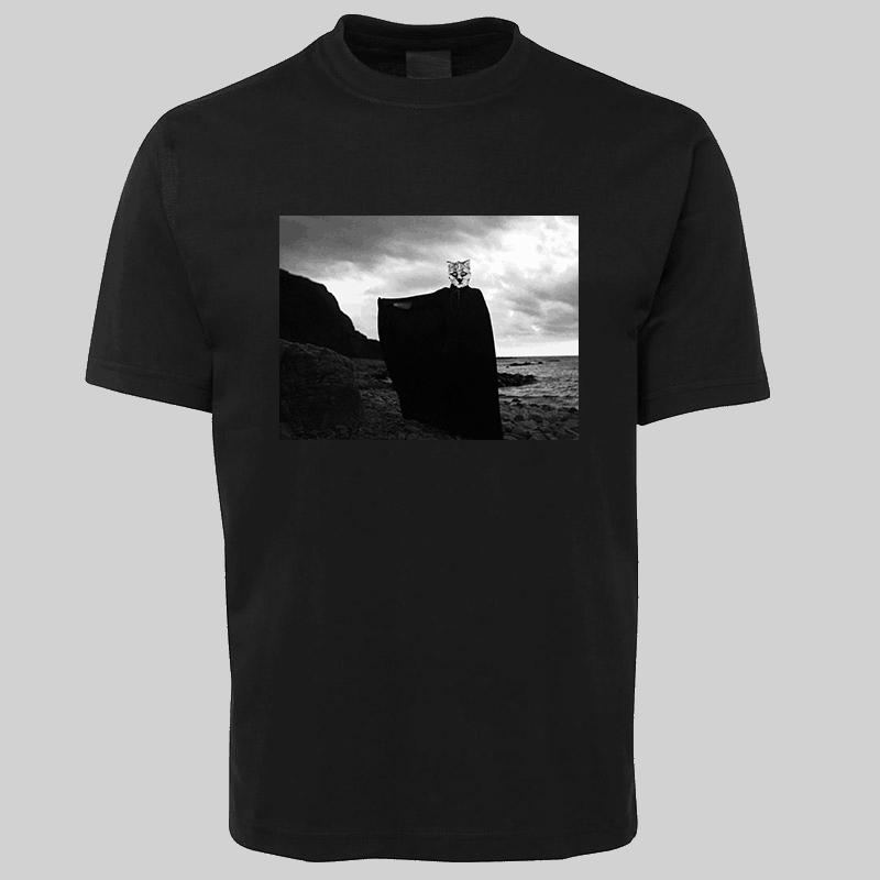 Buy Online The Imbeciles - Black Cat T-Shirt