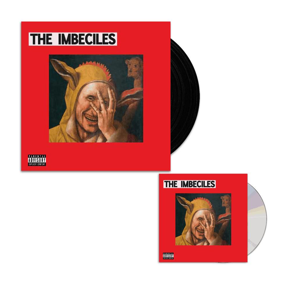 Buy Online The Imbeciles - The Imbeciles Vinyl + CD
