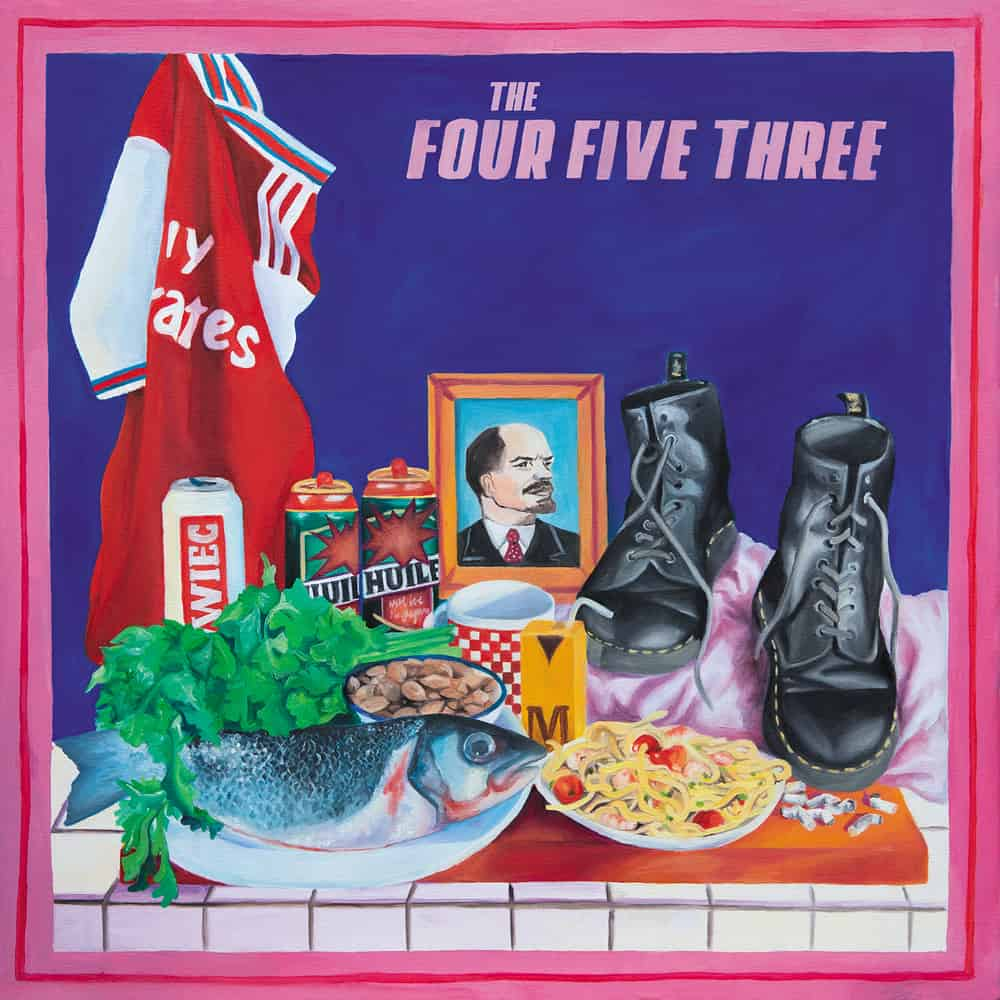 Buy Online The Jacques - The Four Five Three - Digital Download