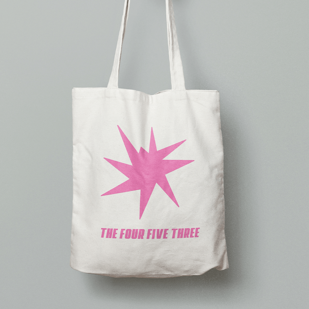 Buy Online The Jacques - Tote Bag