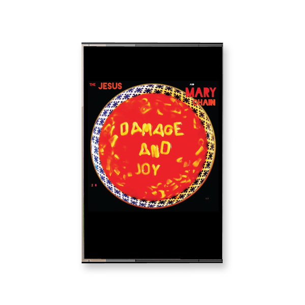 Buy Online The Jesus And Mary Chain - Damage And Joy Cassette