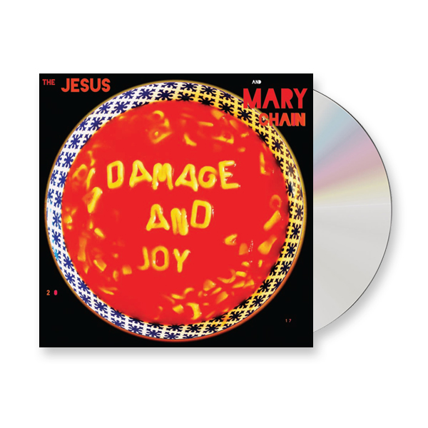 Buy Online The Jesus And Mary Chain - Damage And Joy CD Album (SIGNED)