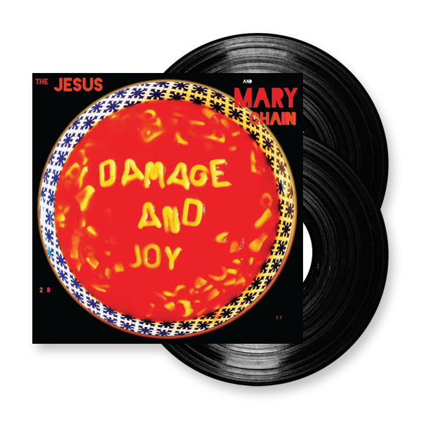 Buy Online The Jesus And Mary Chain - Damage And Joy Double Vinyl Heavy LP