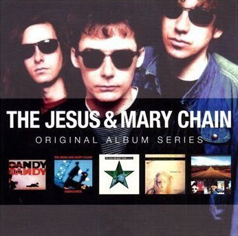Buy Online The Jesus And Mary Chain - Original Album Series