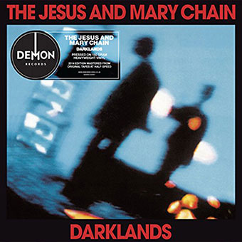Buy Online The Jesus And Mary Chain - Darklands Heavyweight Vinyl LP (w/ Download Card)