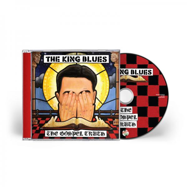 Buy Online The King Blues - The Gospel Truth CD Album
