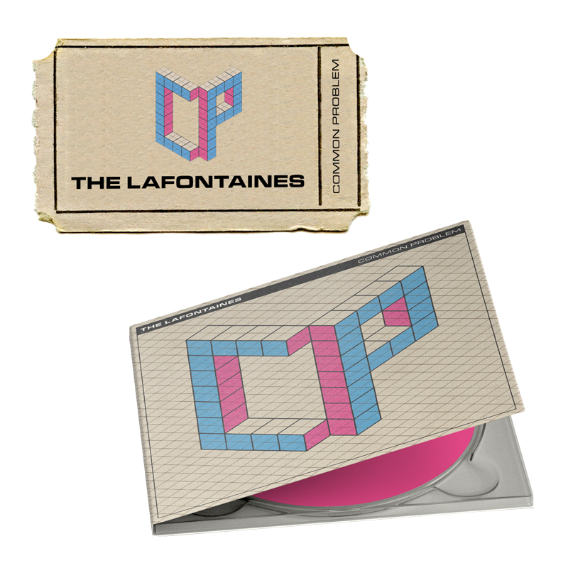 Buy Online The LaFontaines - UK Tour Ticket + Common Problem CD