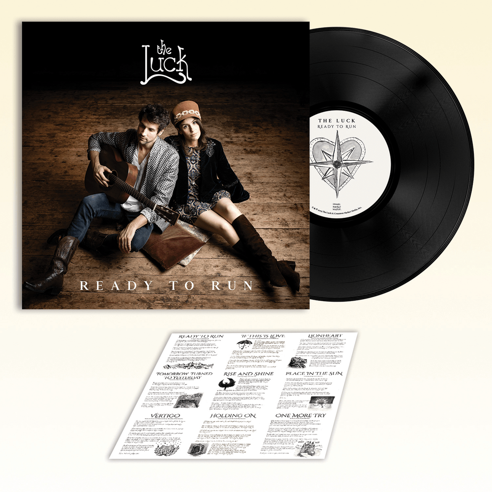 Buy Online The Luck - Ready To Run (Signed, Numbered)