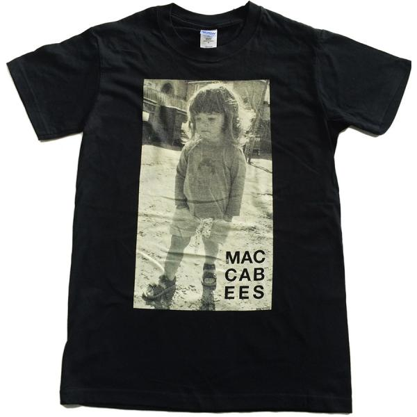 Buy Online The Maccabees - Men's Black and White Chops T-shirt inc. FREE 2017 Tour Programme