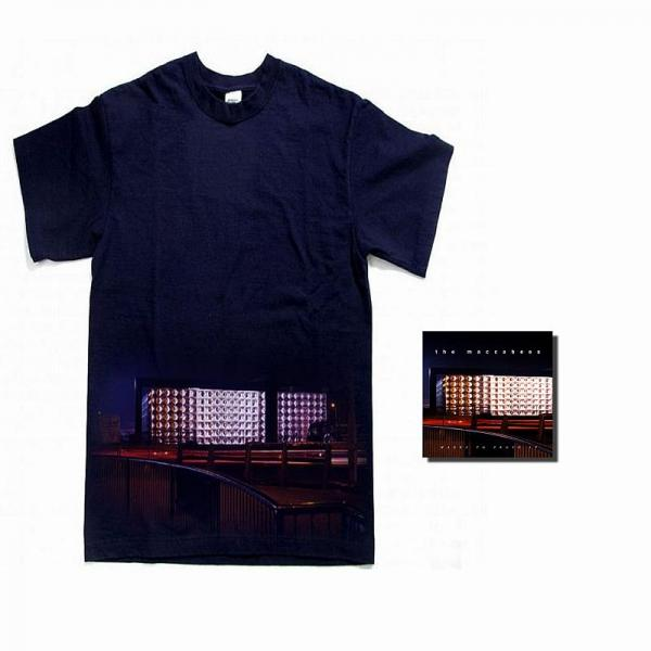 Buy Online The Maccabees - Marks To Prove It CD & T-Shirt Bundle