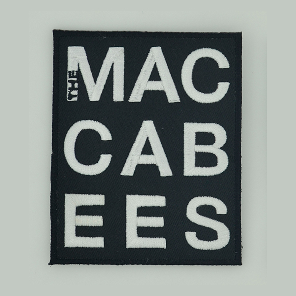 Buy Online The Maccabees - Logo Patch