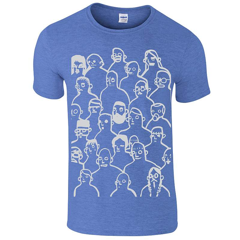 Buy Online The Maccabees - Colour It In 10th Anniversary T-shirt