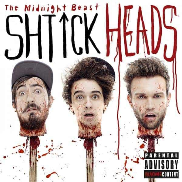 Buy Online The Midnight Beast - Shtick Heads