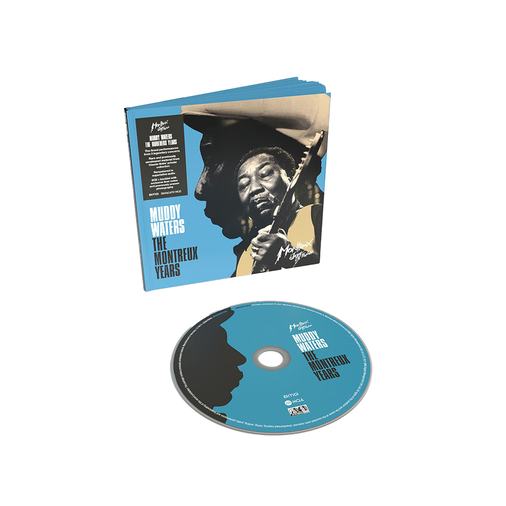 Buy Online Muddy Waters - The Montreux Years CD Album