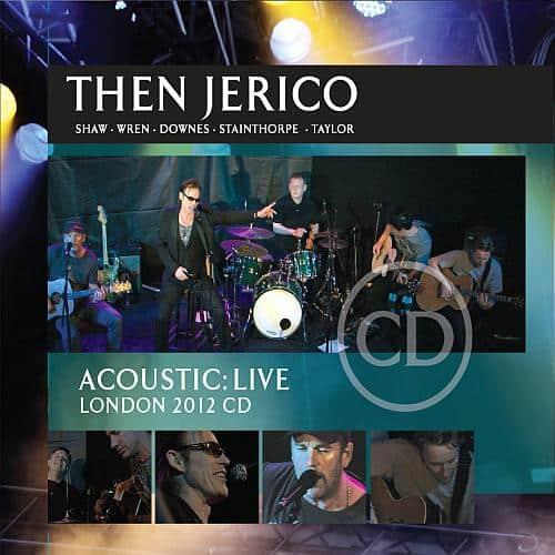 Buy Online Then Jerico - Acoustic Live CD