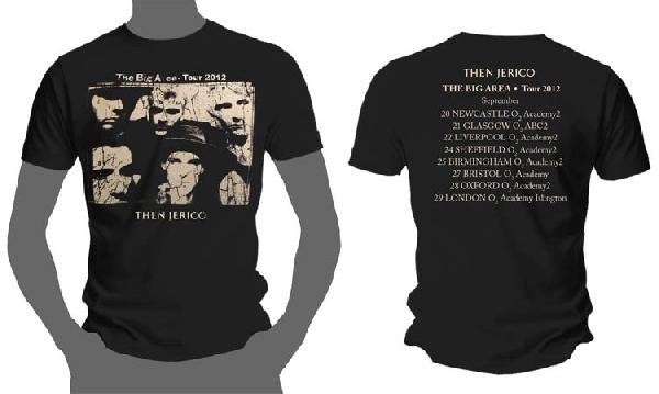 Buy Online Then Jerico - Crew Neck T-Shirt (mens/womens)