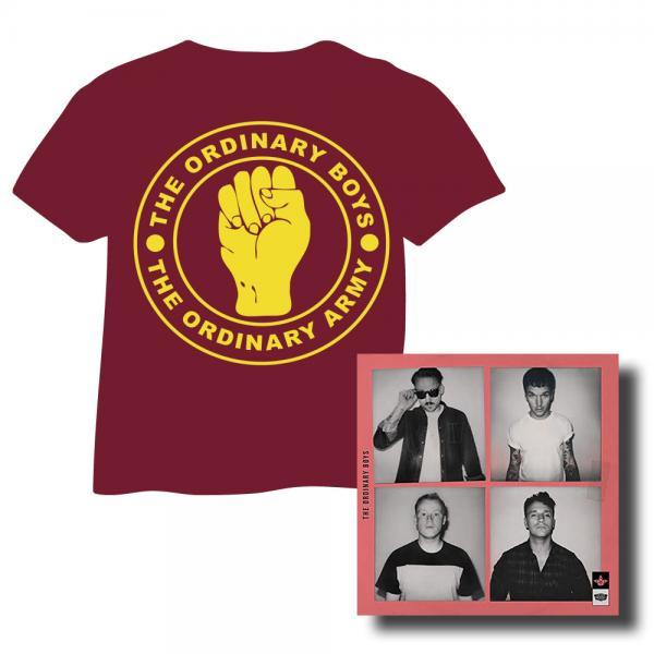 2015 Soul Club T-Shirt & Coloured LP