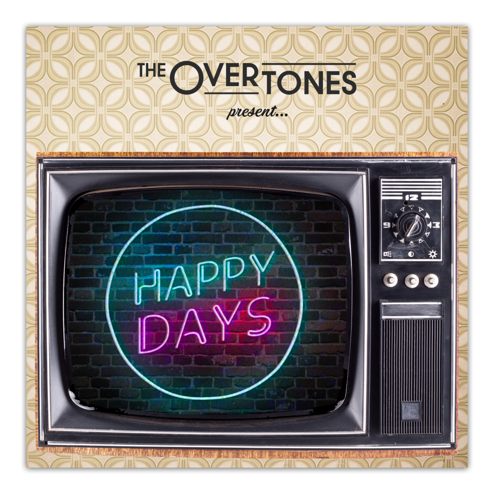 Buy Online The Overtones - Happy Days CD