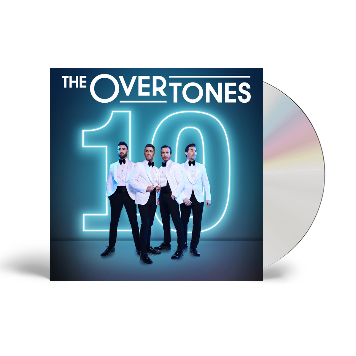 Buy Online The Overtones - 10 CD (Signed, Inc full album download)