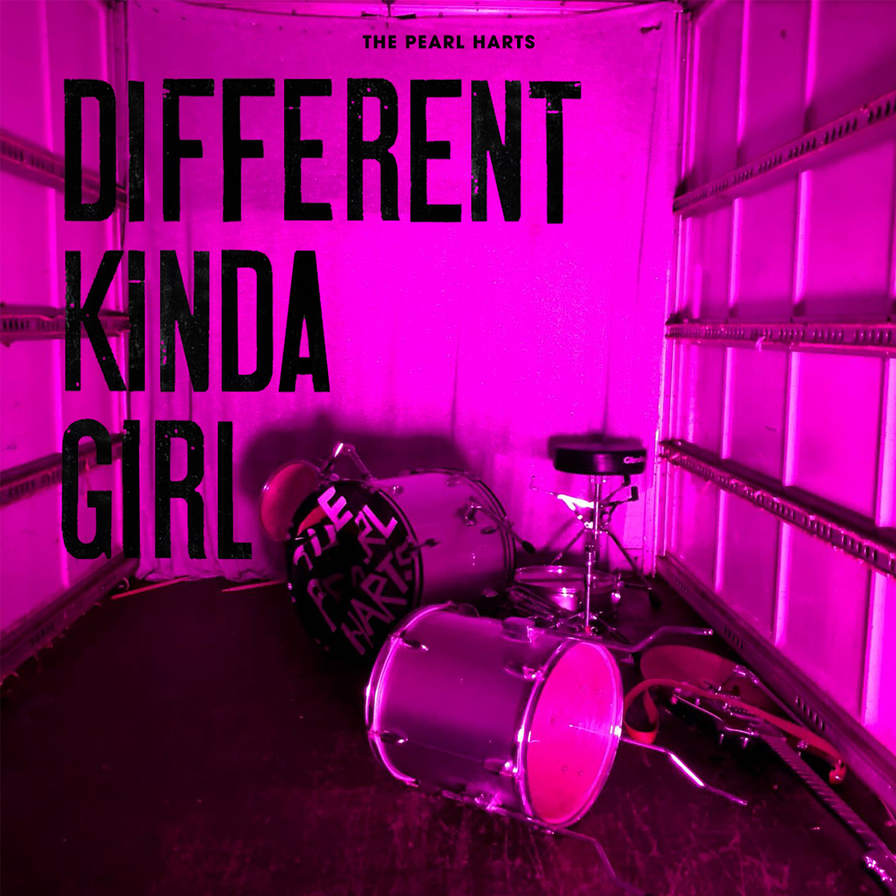 Buy Online The Pearl Harts - Different Kinda Girl Single