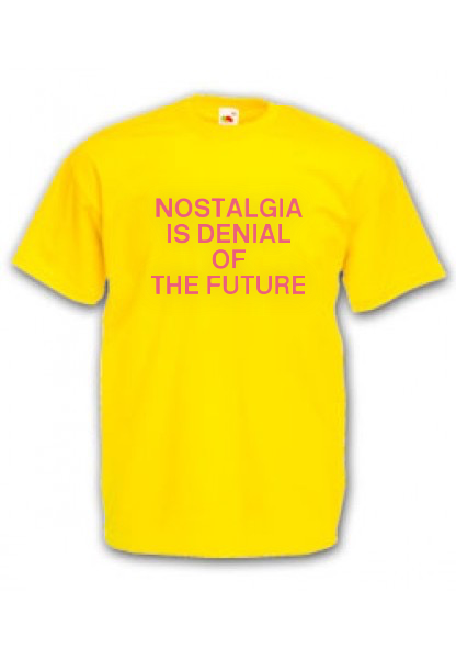 Buy Online The Pre New - Nostalgia Is... T-Shirt