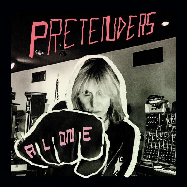 Buy Online The Pretenders - Alone Vinyl LP + Exclusive Litho Print