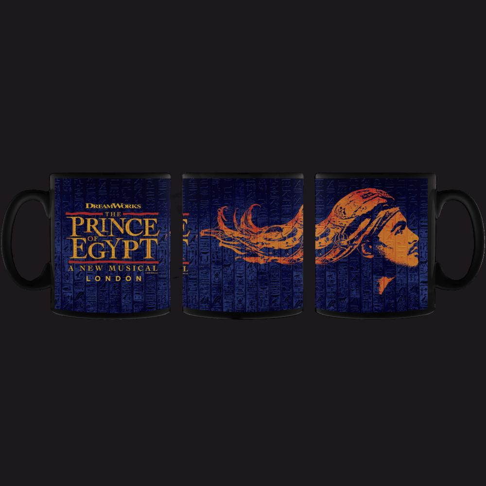 Buy Online The Prince Of Egypt - Logo Mug