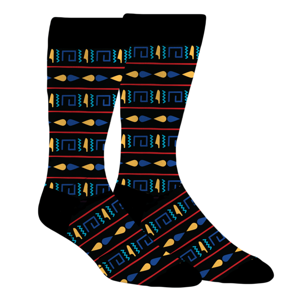 Buy Online The Prince Of Egypt - Hieroglyphic Socks