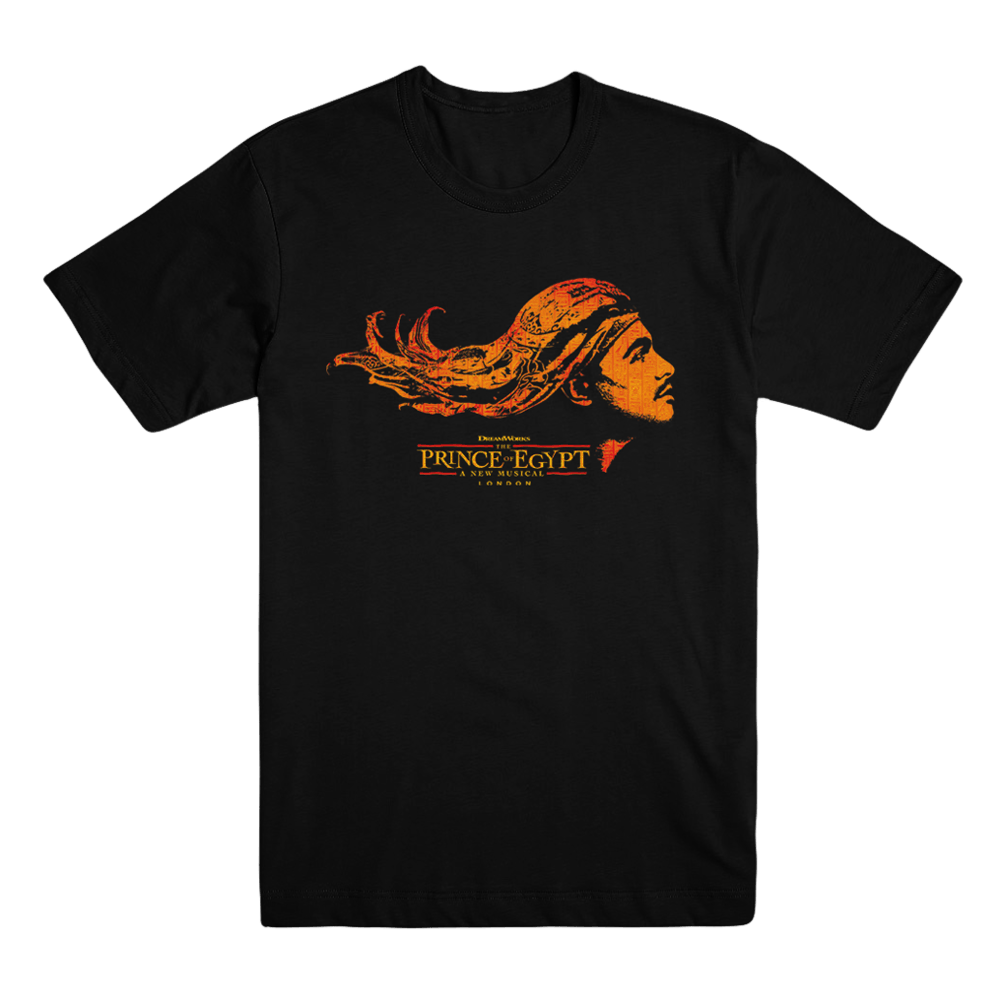 Buy Online The Prince Of Egypt - Youth Logo T-Shirt