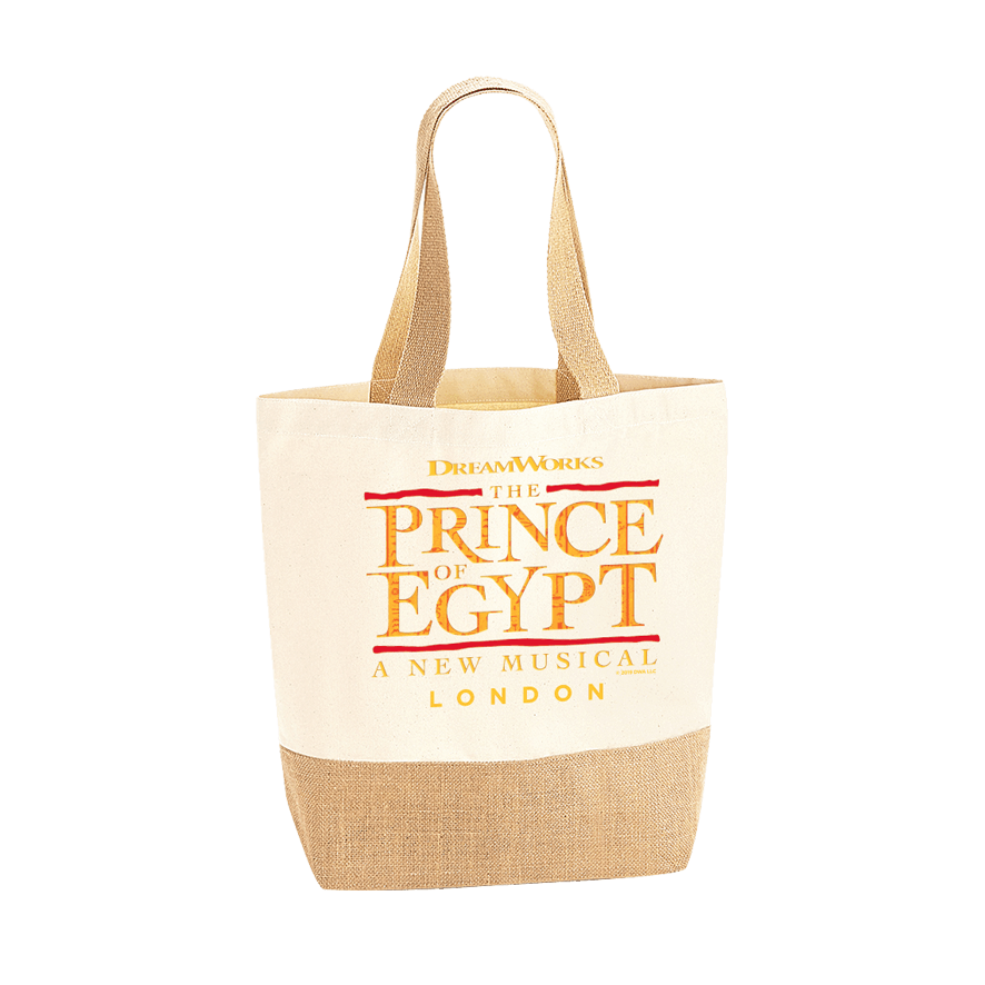 Buy Online The Prince Of Egypt - Tote Bag