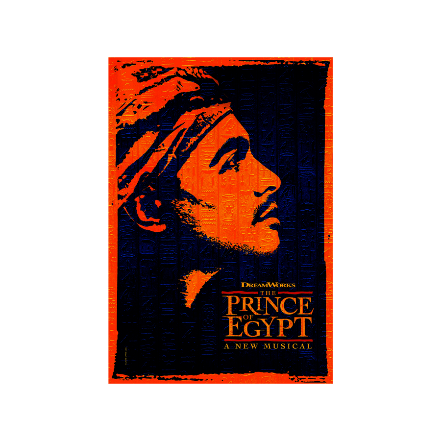 Buy Online The Prince Of Egypt - Magnet