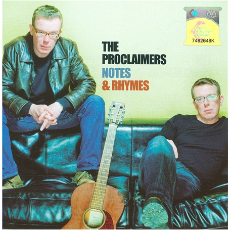 Buy Online The Proclaimers - Notes & Rhymes