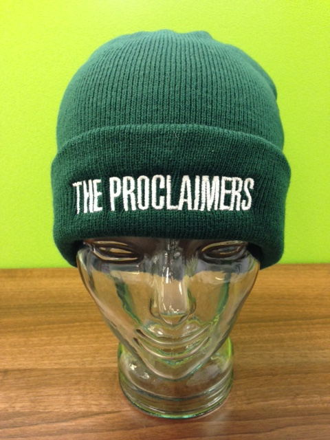 Buy Online The Proclaimers - Logo Beanie Hat