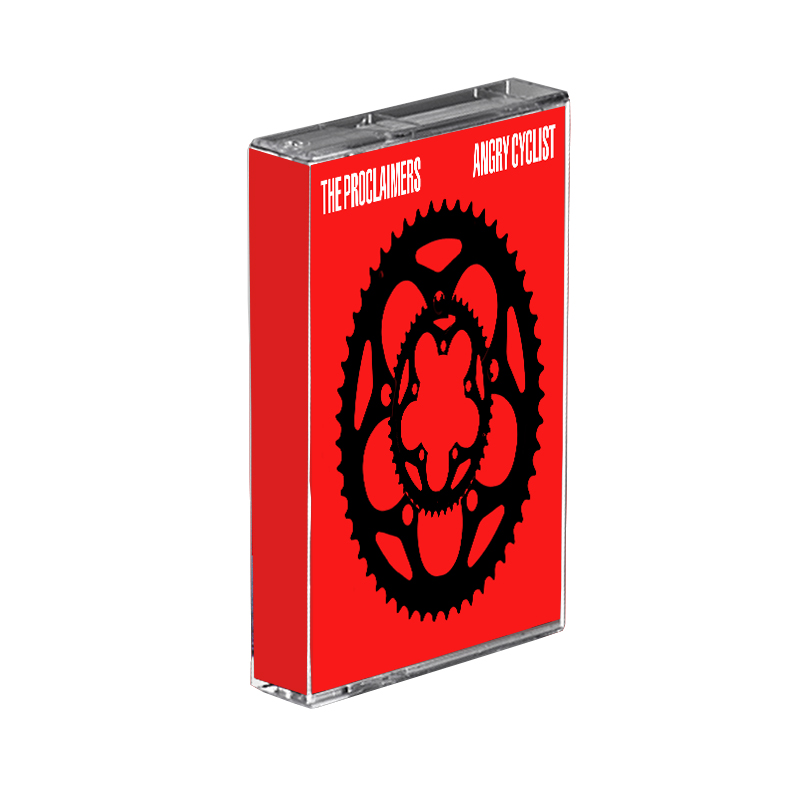 Angry Cyclist Cassette
