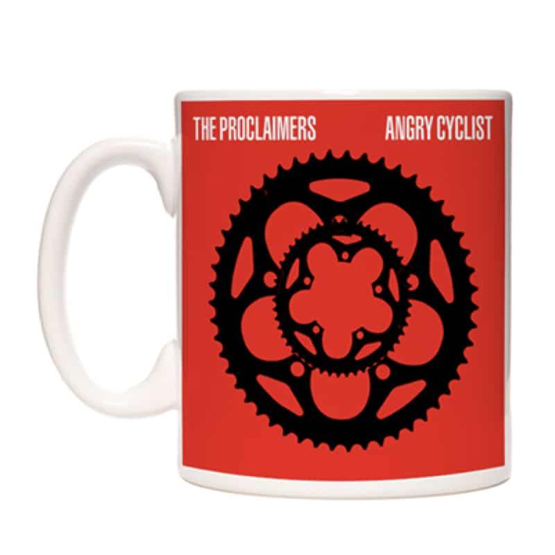 Buy Online The Proclaimers - Angry Cyclist Mug