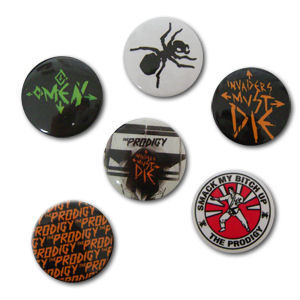 Buy Online The Prodigy - Badge Set